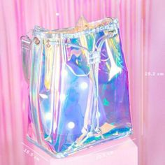 Gorgeous Hologram Laser Cross body Bag Shoulder Bag sold by KoKo Fashion. Shop more products from KoKo Fashion on Storenvy, the home of independent small businesses all over the world. Crossbody Shoulder Bag, Crossbody Bag, Shoulder Bags, Holographic Bag, Tamara, Sweet Bags, Transparent Bag, Travel Handbags, Travel Purse