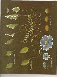 Melinda folk art - senia One Stroke - Picasa Web Albums
