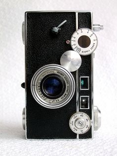 "Argus C3 Camera - often called ""the brick"""