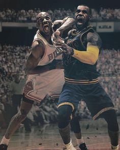 MJ or Lebron