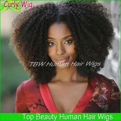 Cheap Wigs, Buy Directly from China Suppliers:             Brazilian Remy Hair Kinky Curly Wigs Short Full Lace Human Hair Wigs For Black Women Bleached Knots Fr