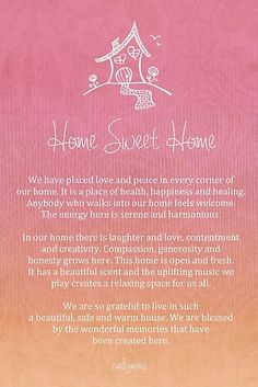 Affirmation - Home - Multiple People by CarlyMarie