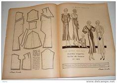 ANTIGUA REVISTA EL HOGAR Y LA MODA - 25 marzo 1934 - MIDE 30 X 23 CMS. - MUCHISIMAS ILUSTRACIONES - 58 PAGINAS - ESTE NU