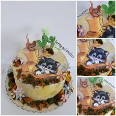 Cake, Desserts, Pie Cake, Cakes, Deserts, Dessert, Postres, Cookies, Cheeseburger Paradise Pie