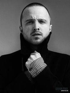 Aaron Paul  from Breaking Bad!  He is awsome on the show!  Feel bad for the guy getting taken so bad by Walter!