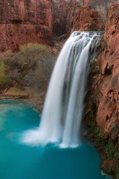 Havasu Falls, Grand Canyon South Rim