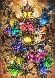 Ghost Forms (Kamen Rider)