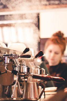 Espresso machine!