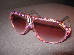 Vintage Carrera Sunglasses