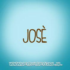Jose (Voor meer inspiratie, en unieke geboortekaartjes kijk op www.heyboyheygirl.nl)