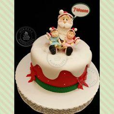 Xmas cake by Mirella Rodrigues