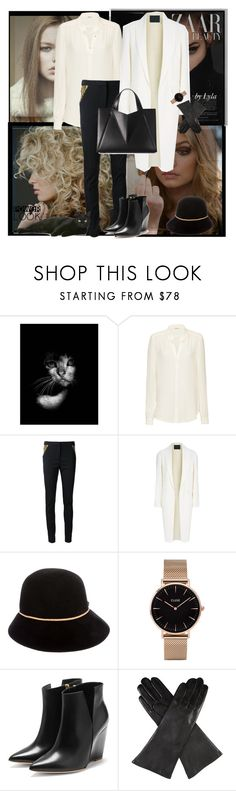 """""""20.02.17'..by Lyla----------#406"""" by lidijalyla ❤ liked on Polyvore featuring NOVICA, Pretty Green, L'Agence, sass & bide, Alexander Wang, Burberry, CLUSE, Rupert Sanderson, Dents and BlackWhite"""