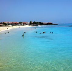 Turquoise Sea.... Cape Verde Islands #noscasa