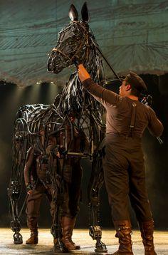 Kentucky Center: War Horse, war horse and Kentucky, all of my dreams have come true!!