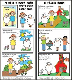 Mary Had A Little Lamb Rule Book