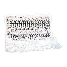 Cuddle Blanket — Light Snow Leopard / Cream