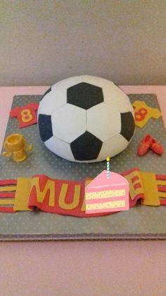 Galatasaray pastasi fussball torte