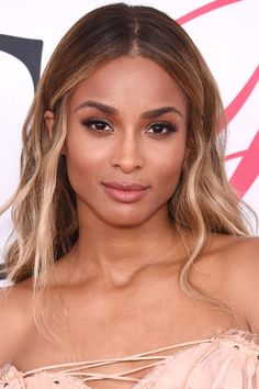 The Best Beauty Looks from the CFDA Awards: Ciara's fresh faced glamour.