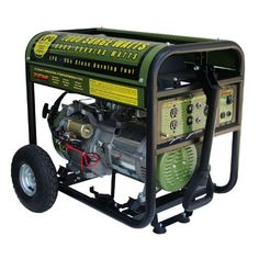 Sportsman GEN7000LP 7,000 Watt 13 HP OVH Propane Powered Portable Generator With Electric Start Sportsman Series http://smile.amazon.com/dp/B004BKI0ZM/ref=cm_sw_r_pi_dp_.ktCub03N1W31