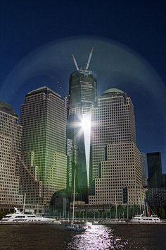 NYC. New World Trade Center