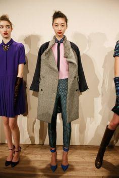 J.Crew Runway | Fashion Week Fall 2013 Photos. gonna need this coat