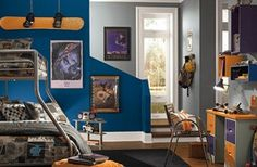 Teen & Tween Color Inspiration and Project Gallery| Behr