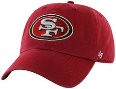e2f15a1ebabdd NFL San Francisco 49ers Clean Up Adjustable Hat