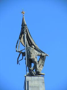 Top of Slavín Monument, Bratislava