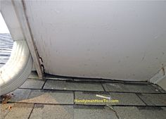 Rain Water Damage to Fascia and Soffit