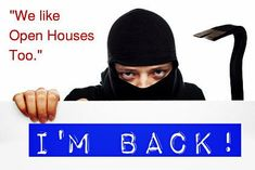 Open Houses Create Real Security Issues and Are NOT Necessary to Sell a #Home http://www.maxrealestateexposure.com/the-drawbacks-of-an-open-house/ #realestate