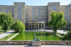 IG Farben Building (University of Frankfurt)