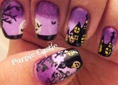 Creepy Nails - Beauty Oholic
