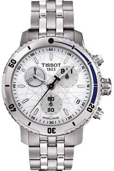 Tissot Steven Stamkos 2013 Limited Edition PRS200 Item #: TIS0105694 Mfr Ref#: T0674171101100 $650