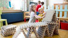 STEM met kleuters: 5 tips – Klasse Toddler Bed, Workshop, Meet, Tips, Decor, Home, First Class, Child Bed, Atelier