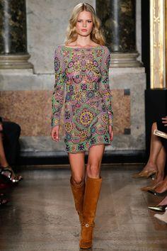 Ways to wear crochet this spring/summer 2015 (Vogue.co.uk)