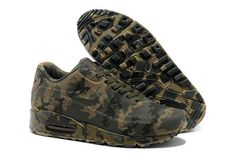 Air Max 90 VT Camouflage Olive - Nike Air Max 90 Sneakers