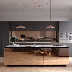 Learn how a stylish kitchen can improve your healthy lifestyle