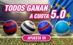 el forero jrvm y todos los bonos de deportes: wanabet cuota 5 combi ganan ligas europeas 23 ener...
