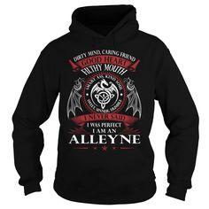 ALLEYNE Good Heart - Last Name, Surname TShirts