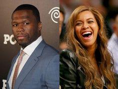 50 Cent diz que Beyoncé foi pra cima dele para acudir Jay-Z http://angorussia.com/?p=19566