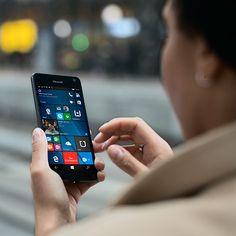 Das Lumia 650: Die smarte Wahl für dein Business.