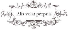 Alis volat propriis - Latin (She flies with her own wings.)
