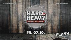 """Hard'n'Heavy // Im #Club Hiphop             7. Oktober 2016 - 22:00  / Flash St WendelEisenbahnstrasse 2 - 66606 Sankt #Wendel #Germany  Zurueck zur guten alten Tradition / in neuer Bestform:DJ's Hajoe & Friends praesentieren Euch #ROCK AM RING Feeling"""" im Diskoformat. Von den unsterblichen Groessen des Rock-Olymps [Nirvana, #System Of A Down, Rage Against The Machine, Limp http://saar.city/?p=28190"""
