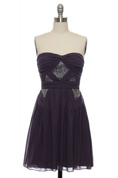 Tip of the Chrysler Dress in Purple http://www.laceaffair.com/tip-of-the-chrysler-dress-in-purple/