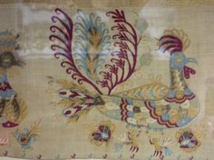 embroidered bead-cover from Skyros, circa Benaki Museum Benaki Museum, Some Image, Islamic Art, Athens, Fabric Crafts, Crocheting, Bead, Embroidery, Cover