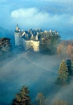 Chateaux Chaumont, France http://www.reispot.nl