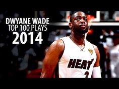 Les 100 meilleures actions de Dwyane Wade en 2014
