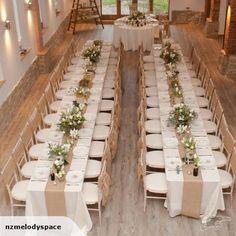 Burlap Hessian Rustic Vintage Table Runner Wedding   Trade Me