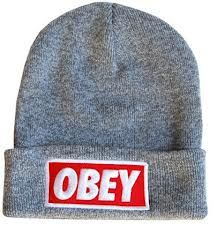 beanies obey -