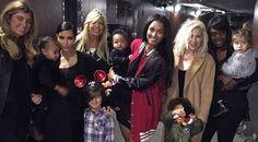 Kim kardashian llevó a Mason Disick a celebrar su cumpleaños